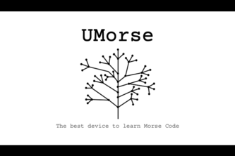 UMorse: The best device to learn Morse Code