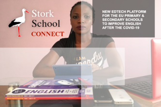 StorkSchool CONNECT: better English in the EU after COVID-19