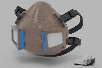 Re-useable, cleanable Facemask for protection from Sars-Cor2