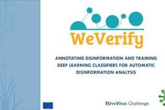 WeVerify - Automatic COVID-19 Disinformation Classification