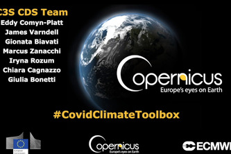The COVID Climate Toolbox