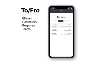 To/Fro - Efficient Community Response Teams