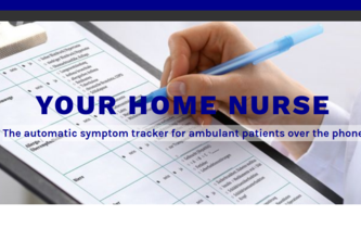 HomeNurse - monitoring ambulant patients over the phone