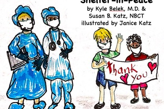 Shelter-in-Peace by Kyle Belek, M.D. & Susan B. Katz, NBCT