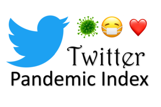 Twitter Pandemic Index