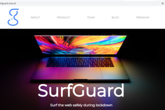 SurfGuard - Team 16