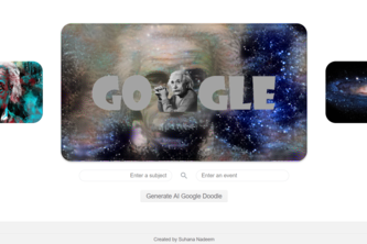AI Generated Google Doodles