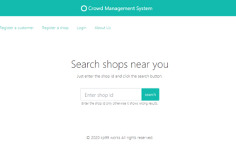 Crowd Management System (CMS)