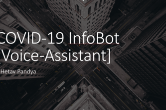 COVID-19 InfoBot