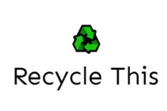 RecycleThis