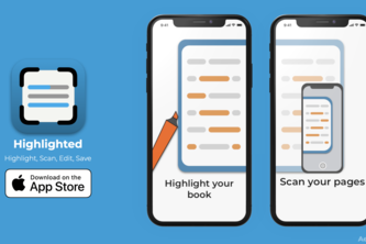 Highlighted - An app for students by students