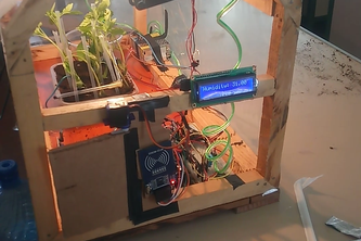 Automated Green house