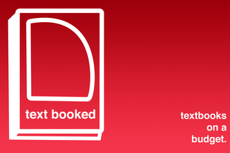 text booked