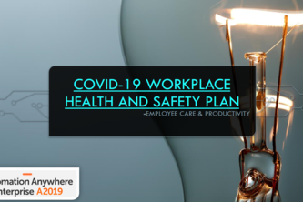 Covid-19 Workplace Health & Safety Plan