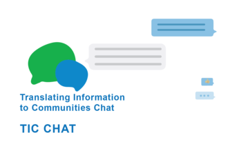 TIC Chat: Translating Information to Communities Chat
