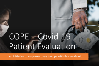 COPE - Covid-19 Patient Evaluation