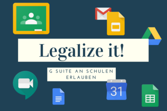 G Suite for education in Schulen nutzen (Text: CC BY-NC-ND)