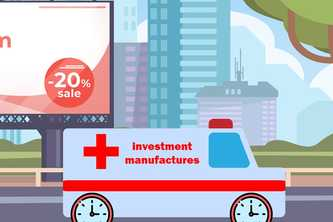 Investment manufactures