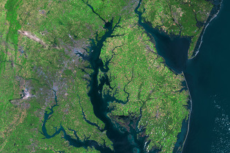Climate Resiliency for the Chesapeake Bay