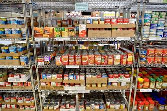 Food Bank AI