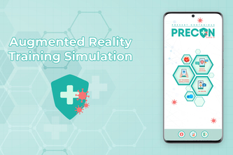 PreCon (Prevent Contagious) AR - AR Training Simulation