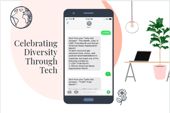 Celebrating Diversity Through Tech