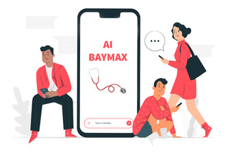 Ai Baymax : Digital Healthcare Assistant