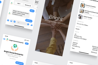 Bright: Social Enterprise Commerce Bot