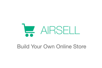 AirSell - Build your own Online Store