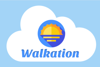 Walkation