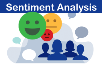 Sentiment Analysis - understand emotion and sentiment