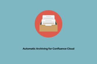 Automatic Archiving for Confluence Cloud