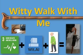 Witty Walk With Me