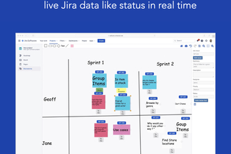 Brainstorm boards for Jira