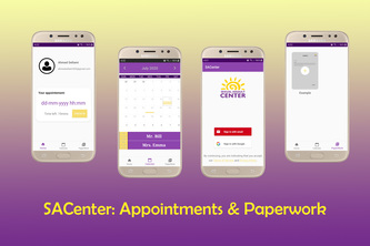 SACenter: Appointments & Paperwork
