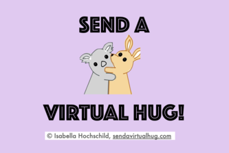 Send A Virtual Hug