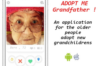 Adopt me grandfather! , a messenger service for the elderly