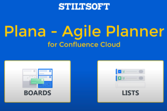 Plana - Agile Planner for Confluence