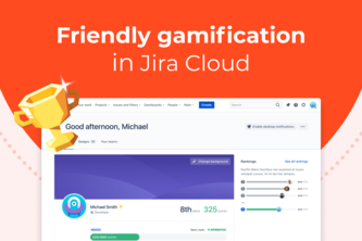 Trophy - gamification for Jira