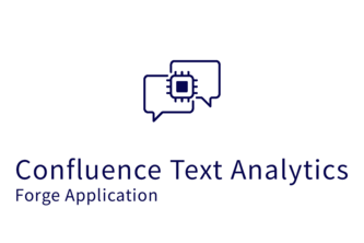 Confluence Text Analytics