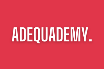 Adequademy - Learn and get hired