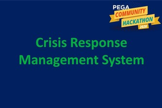 Crisis Response Management System