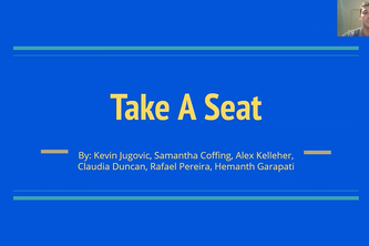 Take A Seat: Safe Seating Assignment