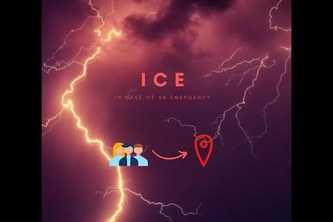 ICE (In case of Community Emergency)
