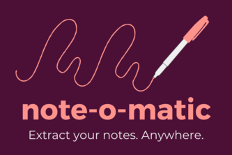 note-o-matic