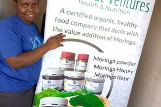 VALUE ADDITION OF MORINGA NATURAL SUPPLEMENT AND SUPER FOOD