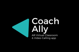 CoachAlly -Interactive AR Virtual Classroom & Video Call app