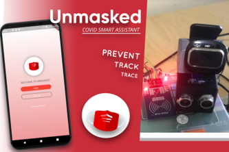 Unmasked COVID Smart Assistant