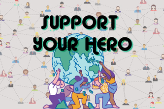 Support your Hero
