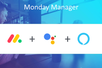 Monday Manager Voice Assistant